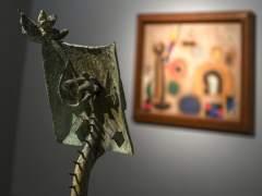 Muestra de Miró en el IVAM de València