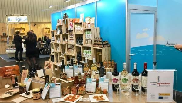 La marca 'Bio Illes Balears' en la feria alemana Biofach