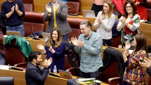 Aprobada la ley valenciana de plurilingüismo educativo