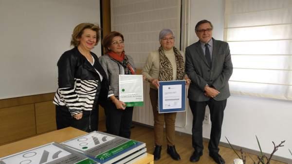 Entrega de certificados ACSA