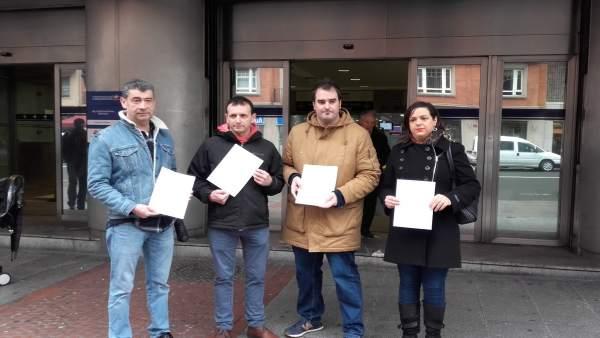 Huelga de ayuntamiento y diputaciones