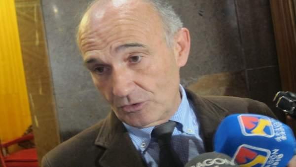 El hasta ahora gerente de Ecociudad, Miguel Ángel Portero