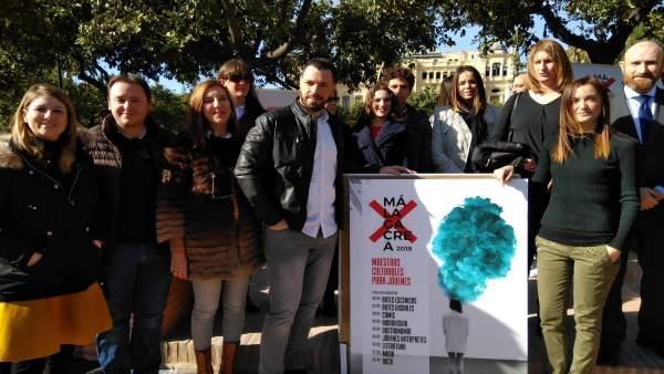 MálagaCrea presentación 2018