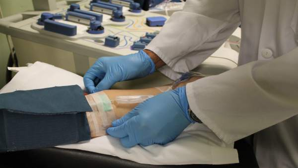 Donación de sangre, donar, hospital, médico