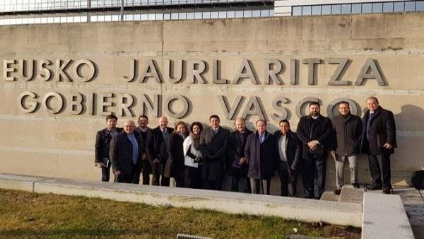 Guanajuato se interesa en el modelo empresarial de Euskadi