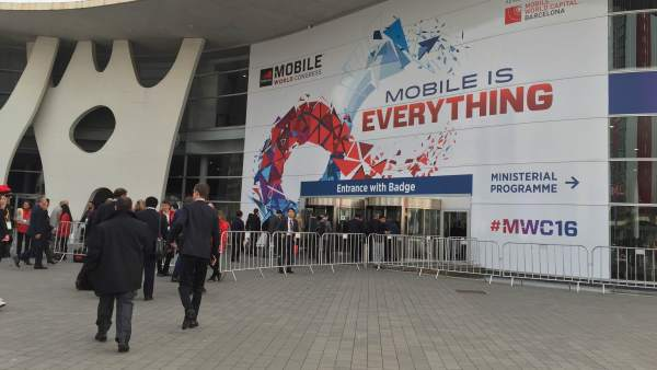 Mobile World Congress (MWC) en Fira de Barcelona