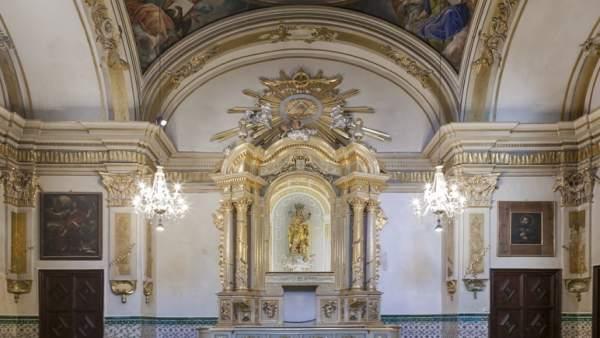 La Capella de la Comunió de Sant Nicolau torna a brillar amb la seua restauració