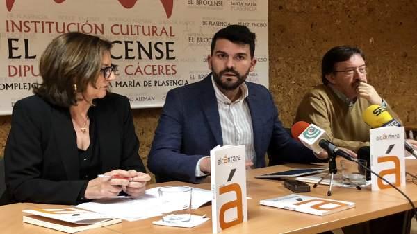 Presentación del número 83 de la revista Alcántara
