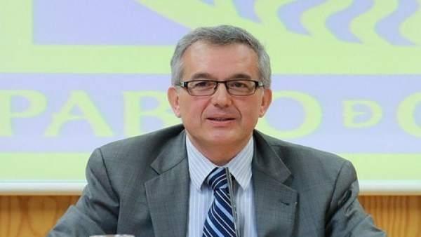 El catedrático de la UPO Xavier Coller