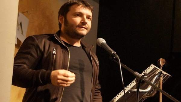 El poeta mallorquín Carles Rebassa