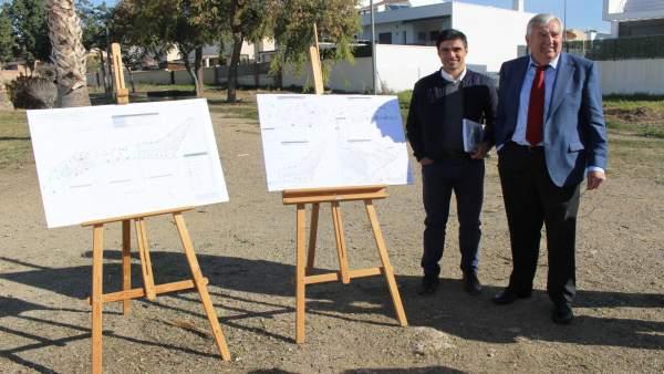 Np: El Área De Medio Ambiente Inicia La Remodelación Integral Del Parque De La M
