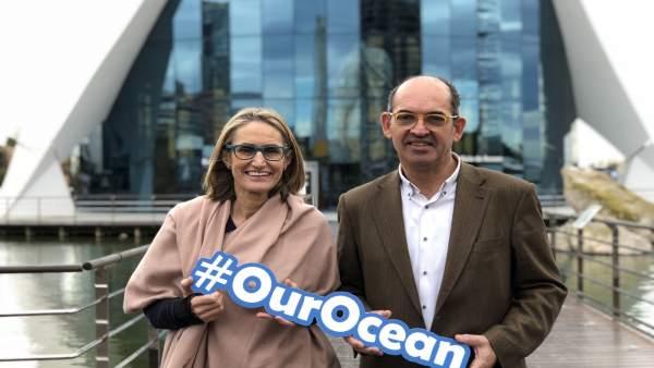 L'Oceanogràfic compleix 15 anys amb 1.400.000 visitants en 2017
