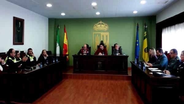 Np Y Foto Tabernas Se Adhiere Al Acuerdo Con El Ministerio Del Interior Y La Fem