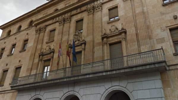 Audiencia Provincial de Salamanca
