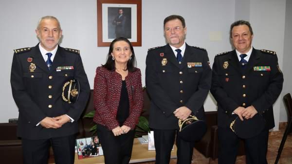 Np Subdelegada Jefe Superior Policía Nacional Andalucía Occidental
