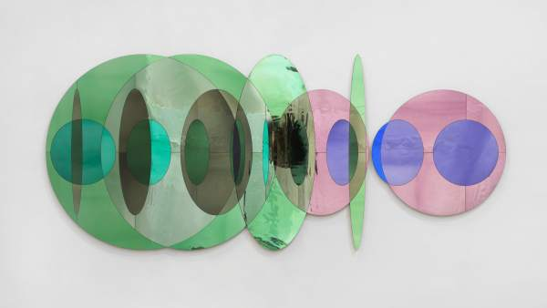 Olafur Eliasson. A view of things to come, 2017