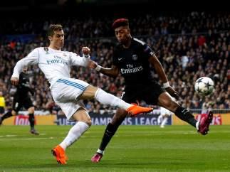 Las mejores imágenes del Real Madrid-PSG