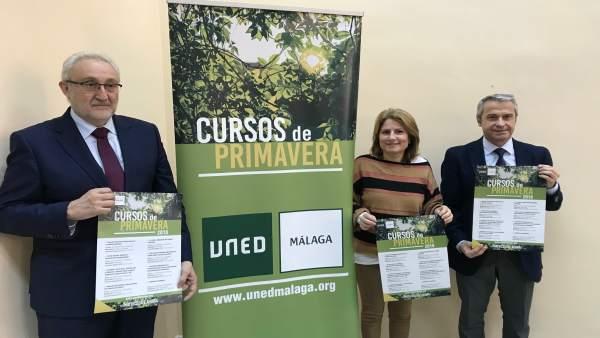 Cursos de Primavera UNED Málaga