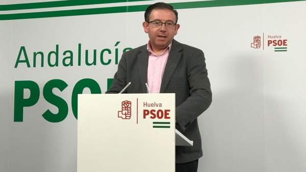 El senador socialista Manuel Guerra.