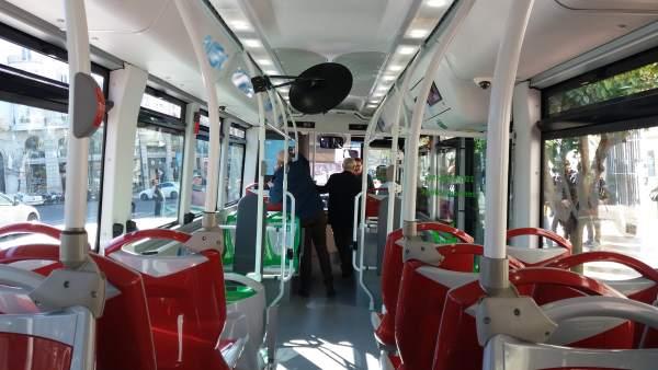 Nuevos autobuses eléctricos en València