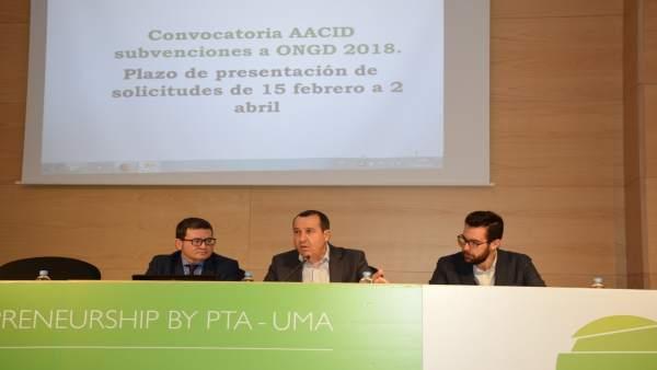 José Luis Ruiz Espejo proyecto cooperación internacional