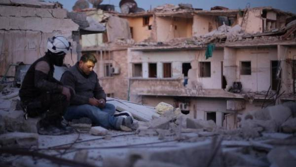 Last Men in Aleppo película documental Óscar