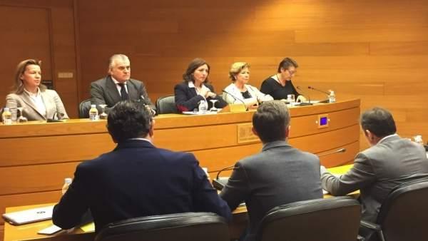 """Bárcenas diu que en un sopar amb Camps, Acebes i Costa va quedar """"clar"""" que PPCV pagaria el congrés a Fira València"""
