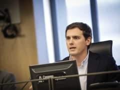 """Albert Rivera: """"Cs ofrece estabilidad, pero Rajoy no cumple su palabra"""""""