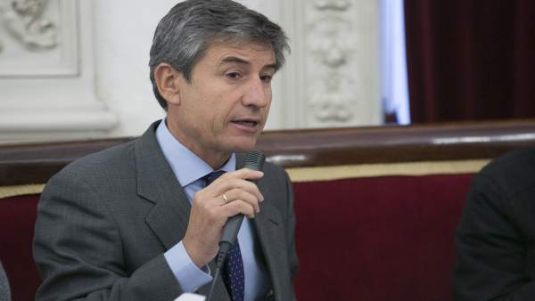 Juan Manuel Pérez Dorao, portavoz de Ciudadanos en Cádiz