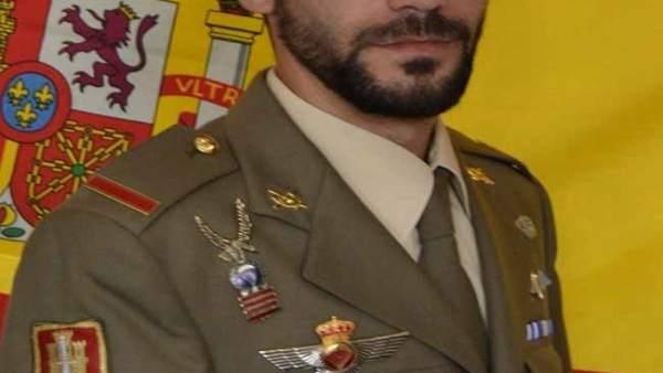 El soldado Francisco José Requena Marín