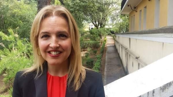 Beatriz Domínguez-Gil, directora de la ONT.