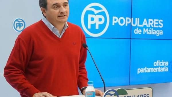 Felix Romero diputado PP Málaga