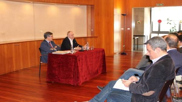 Nota De Prensa | La Diputación De Huesca Y Las Comarcas Crean Un Grupo De Coordi