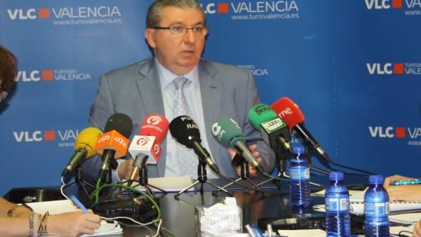 L'exgerent de Turisme València nega haver donat ordes per a destruir documents i diu que no depenia d'ell