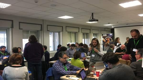 Emprende 24 La Noria proyecto formación plan negocio innovación social emprended