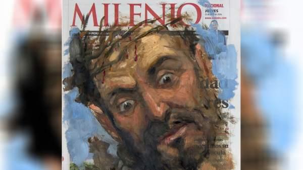 '100 artistas, 100 portadas de Milenio Diario'