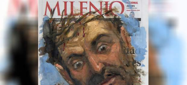 El reto de ponerle límites al arte: '100 artistas, 100 portadas de Milenio Diario'