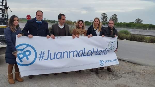 Campaña #JuanmaLoHaría en Rota