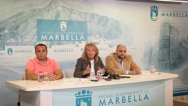 Balance Copa Davis Marbella