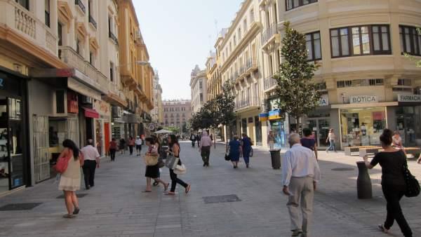 La calle Cruz Conde es una de las que cambiará de nombre