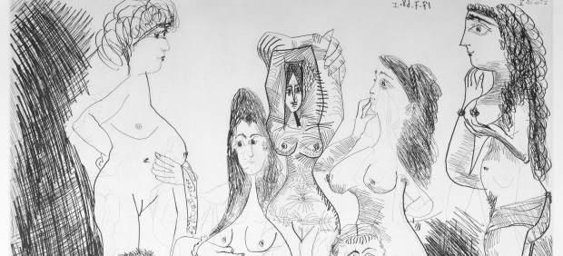 Museos, la eterna fuente de inspiración para Picasso