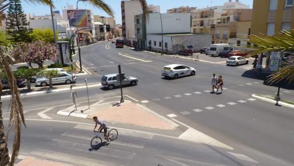 Notas Ayto. Almería (3) Licitación Obras Rotonda Ctra. Nijar Y Ctra. Ronda