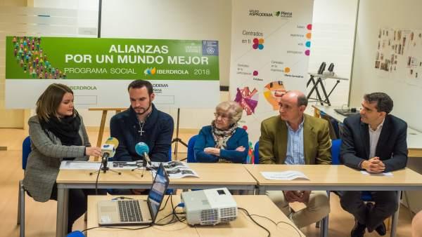 Nota De Prensa/Las Ayudas Sociales De Iberdrola Benefician A Más De Medio Millar