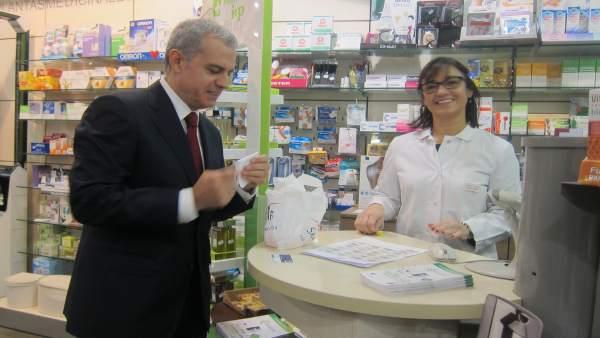 Farmacia dispensa receta electrónica