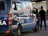 Vehicle de la Policia Nacional
