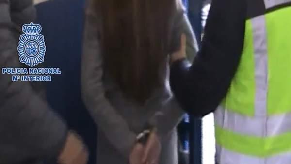 Maje i el seu amant confés del crim del seu marit a Patraix (València) es neguen a declarar en un acarament