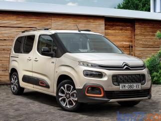 El Citroën Berlingo Multispace llegará en la segunda mitad de 2018