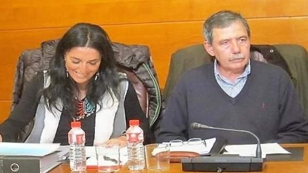 El ya exinterventor general Gabriel Pérez Penido en la comisión de Ecomasa