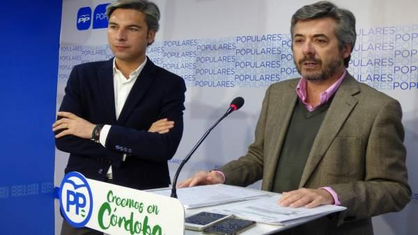 Nota De Prensa Pp, Fundación Guadalquivir Futuro, Viernes 16 Feb