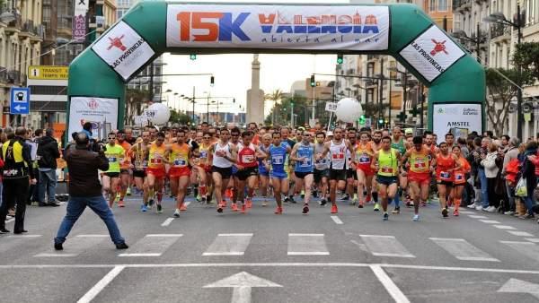 15K València Abierta Al Mar